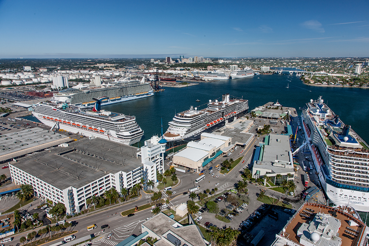 Hotels Near Port Everglades Cruise Terminal