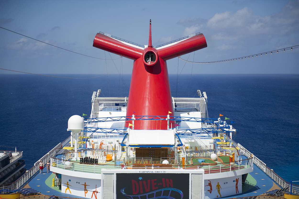 Carnival Cruise Line Launches New Payment Program