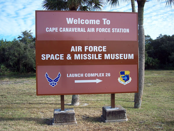 Port Canaveral - Air Force Space and Missile Museum