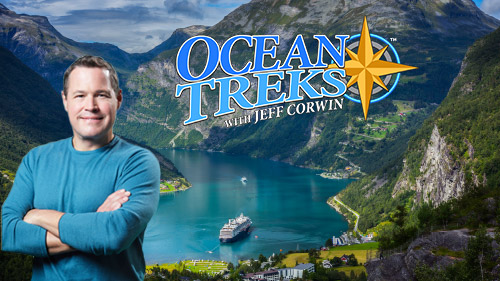 Cruising TV Shows - Ocean Treks with Jeff Corwin