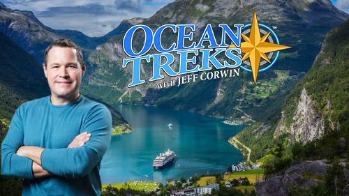 Cruising TV Shows - Ocean Treks with Jeff Corwin
