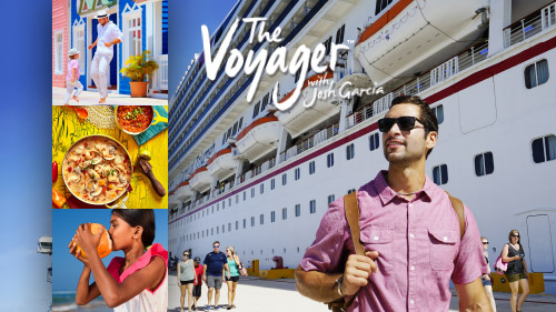 Cruising TV Shows - The Voyager with Josh Garcia