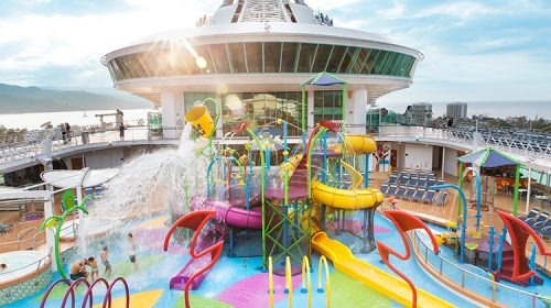 Independence of the Seas Revitalization
