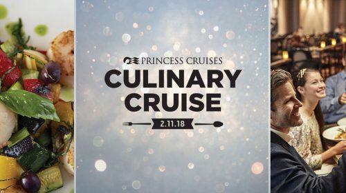 Princess Culinary Cruise