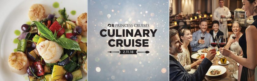 Princess Culinary Cruise