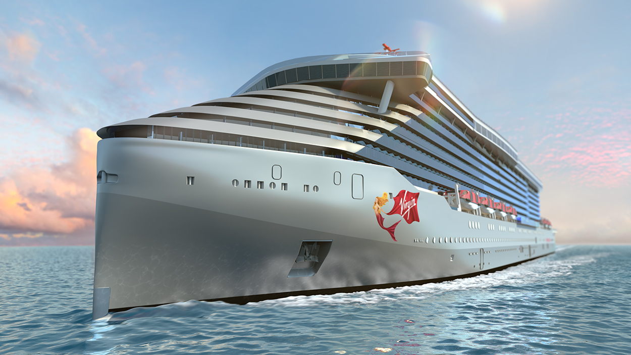 Virgin Voyages Lays Keel For Adults Only Cruise Ship