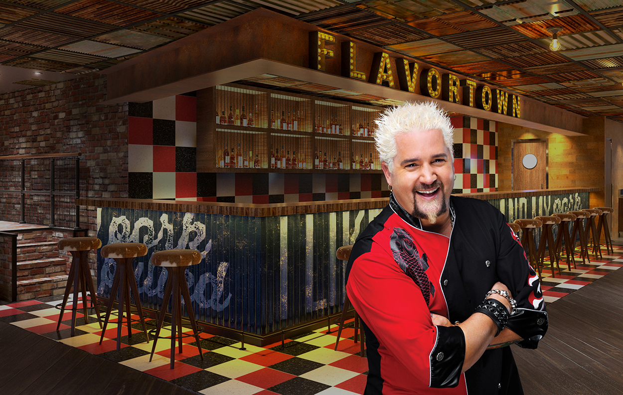 Guy Fieri's Bar-B-Que & Brewery