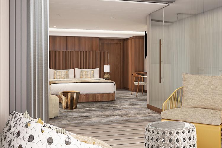 Celebrity Flora Premium Sky Suite With Infinite Veranda Talkingcruise
