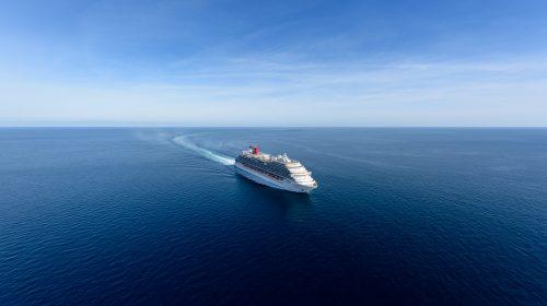 Carnival Horizon Sea Trials