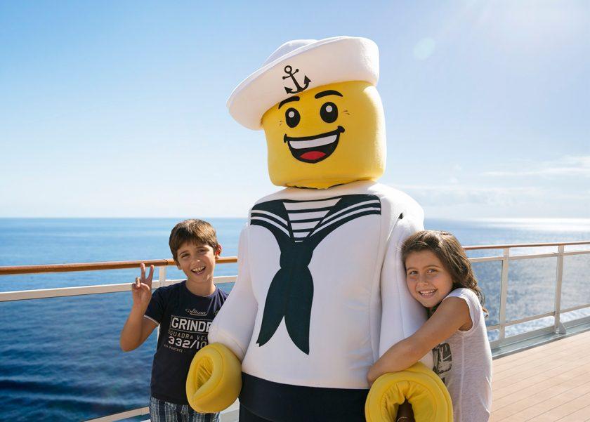 MSC Seaside Entertainment