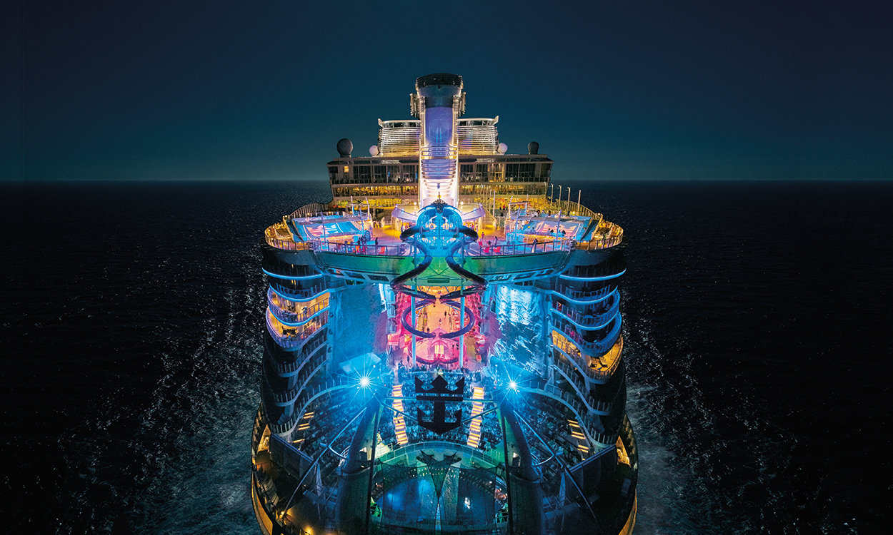 New Cruise Ships in 2018 - Symphony of the Seas