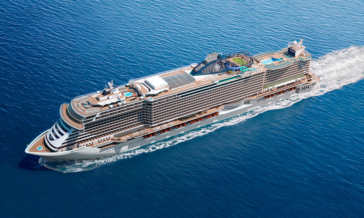 Ultimate Guide to the Top New Cruise Ships in 2018 ...