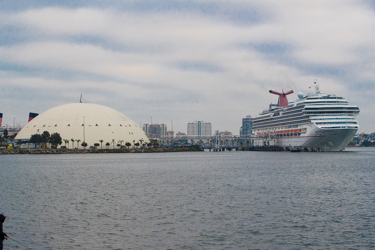 Long Beach Carnival Cruise Terminal Address