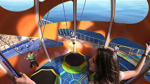 Mariner of the Seas - 2018 Refurbishment