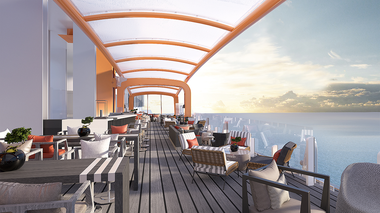 Celebrity Edge To Offer Worldly Cruise Dining Experiences