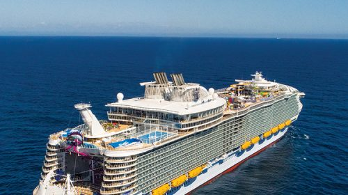 Symphony of the Seas Photos