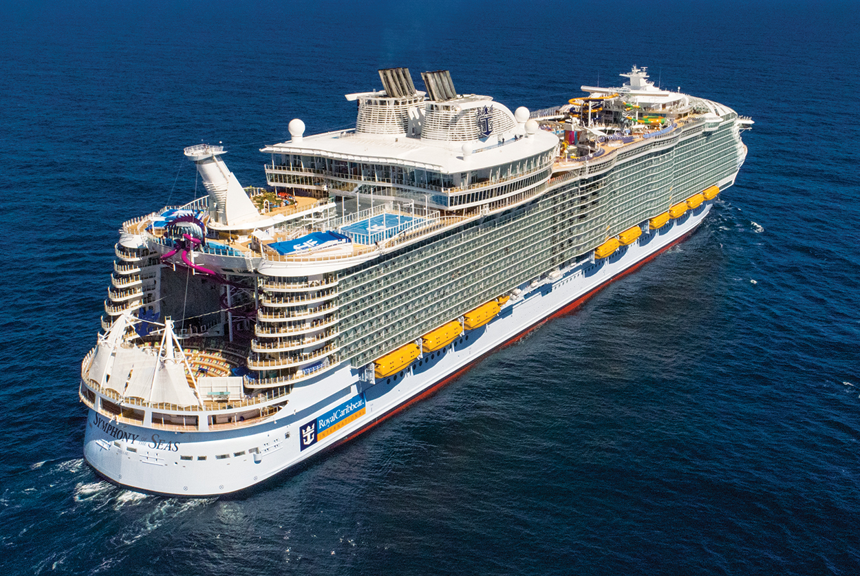 Symphony of the Seas – A First Look
