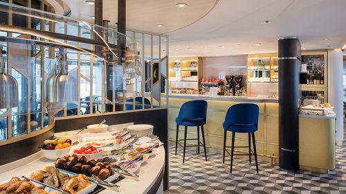 Crystal Ravel - Bistro Cafe