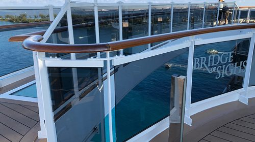 MSC Seaside Review - Bridge of Sighs