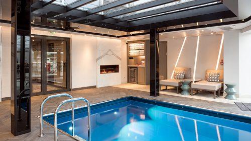Crystal Ravel - Indoor Pool