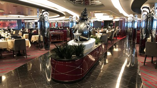 MSC Seaside Review - Dining
