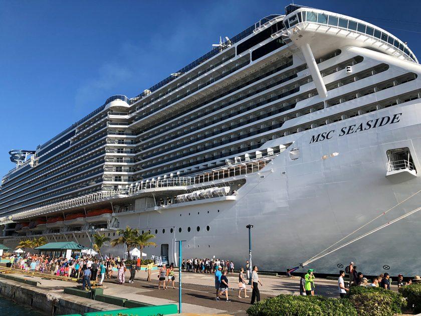 MSC Seaside Review
