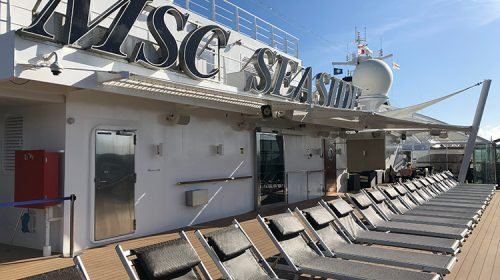 MSC Seaside Review - Top 19