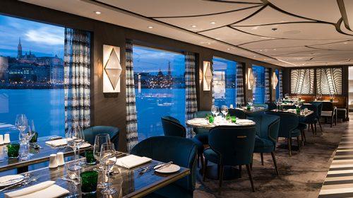 Crystal Ravel - Waterside Restaurant