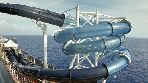 MSC Seaside Review - Waterslides