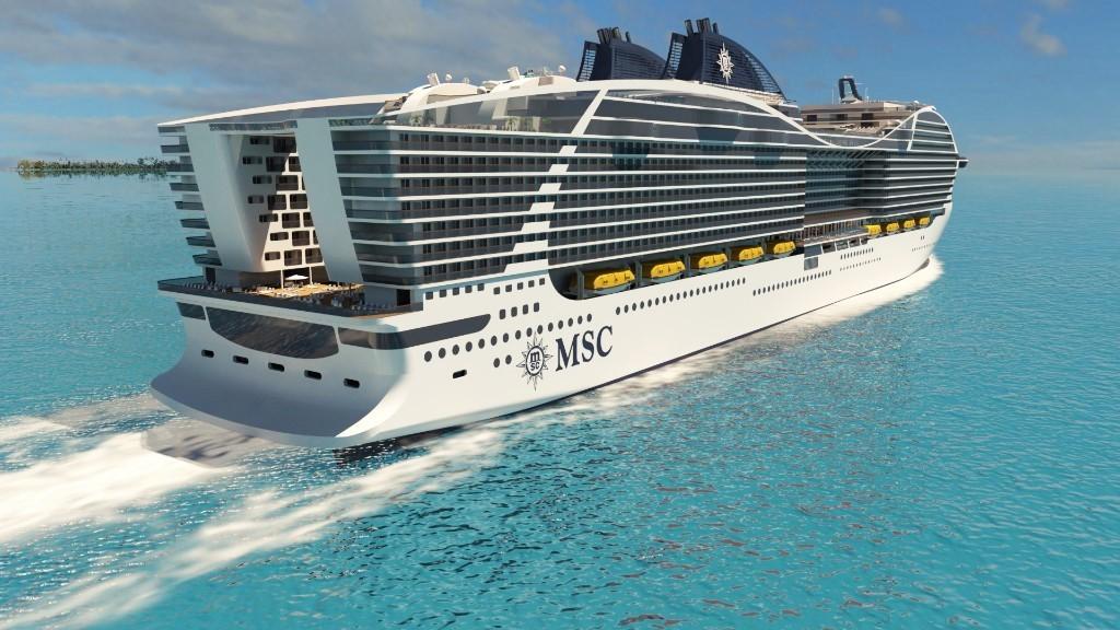 MSC Cruises Terminal AAA