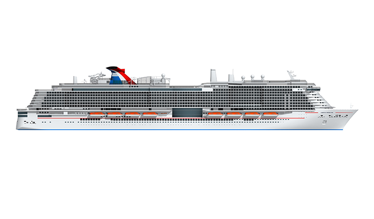 New Carnival Cruise Ship