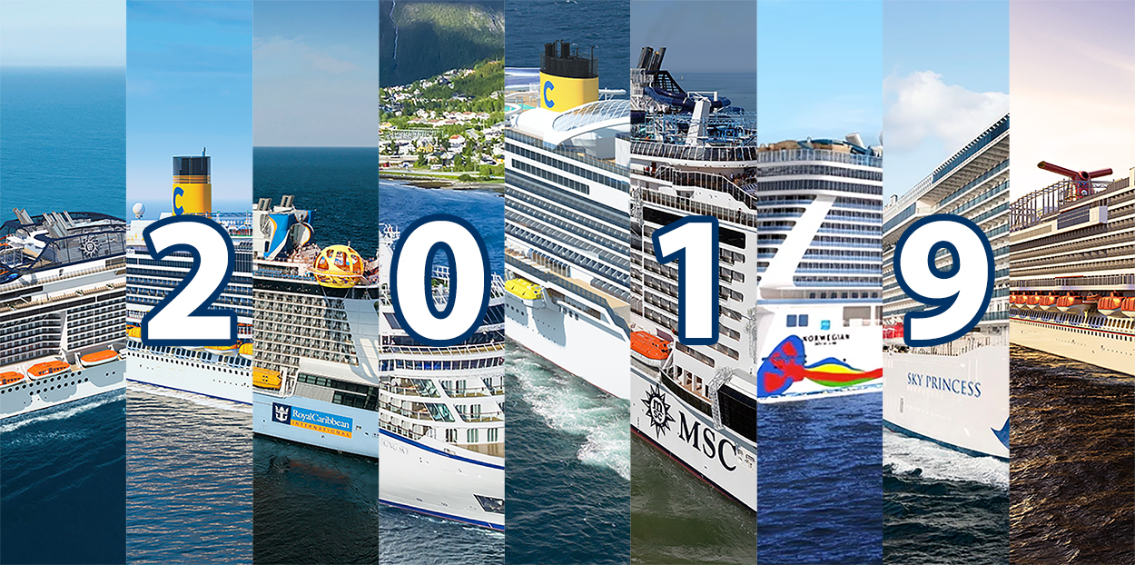 Guide to the Top New Cruise Ships 2019