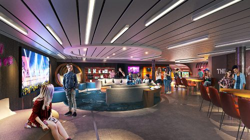Navigator of the Seas Refurbishment