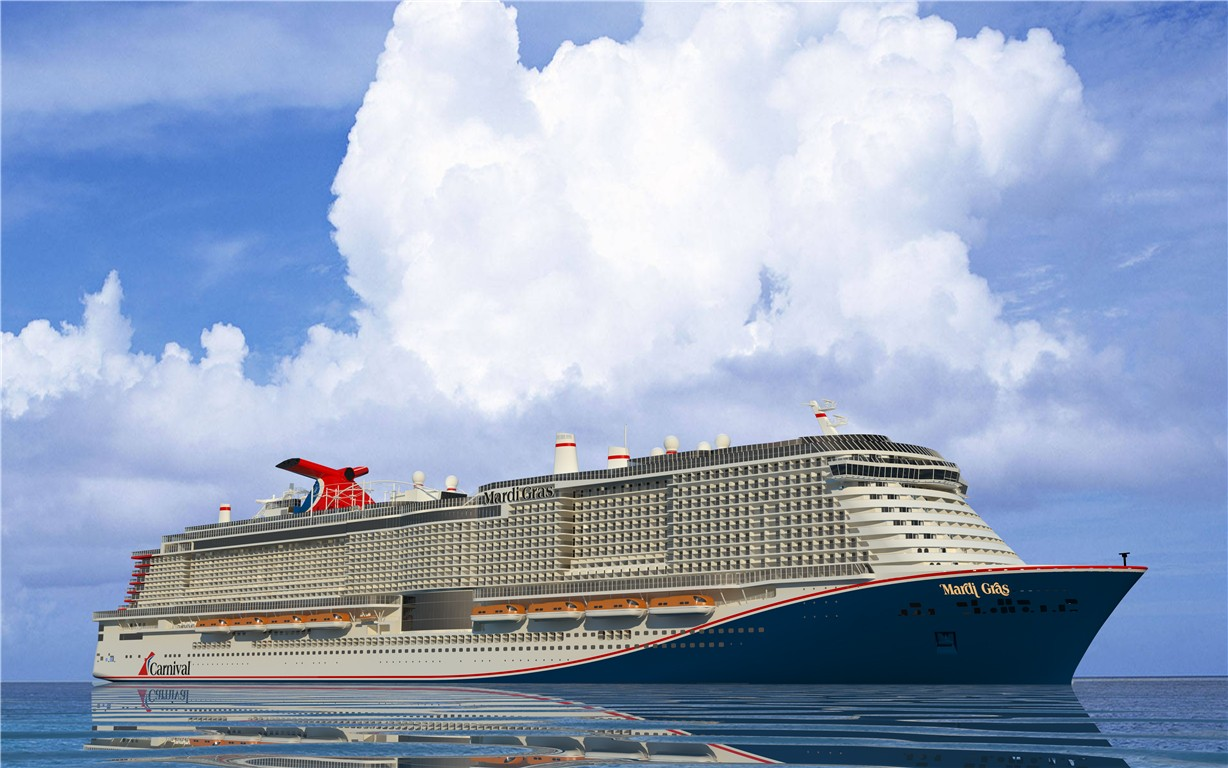 New Exciting Reveals For Carnival Mardi Gras Talkingcruise