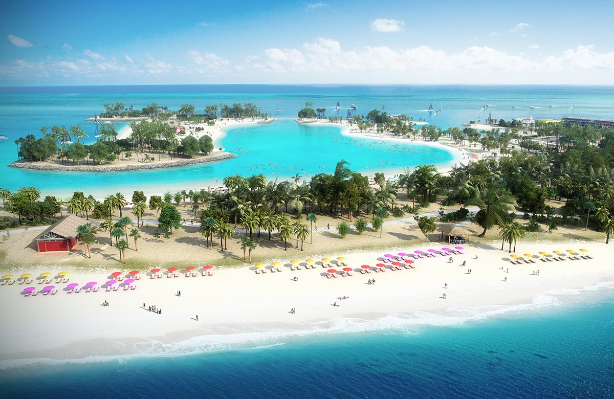 Msc Cruises Details Experiences On New Private Island