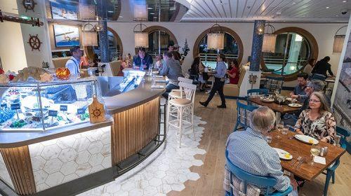 Navigator of the Seas 2019 Refurbishment