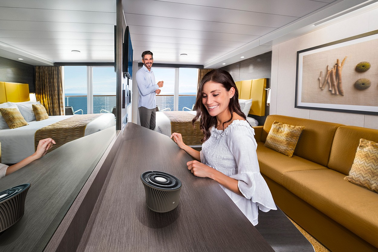 MSC Cruises ZOE Personal Cruise Assistant
