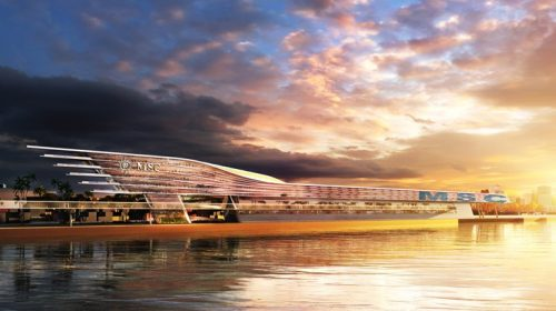 MSC Cruises New Miami Terminal