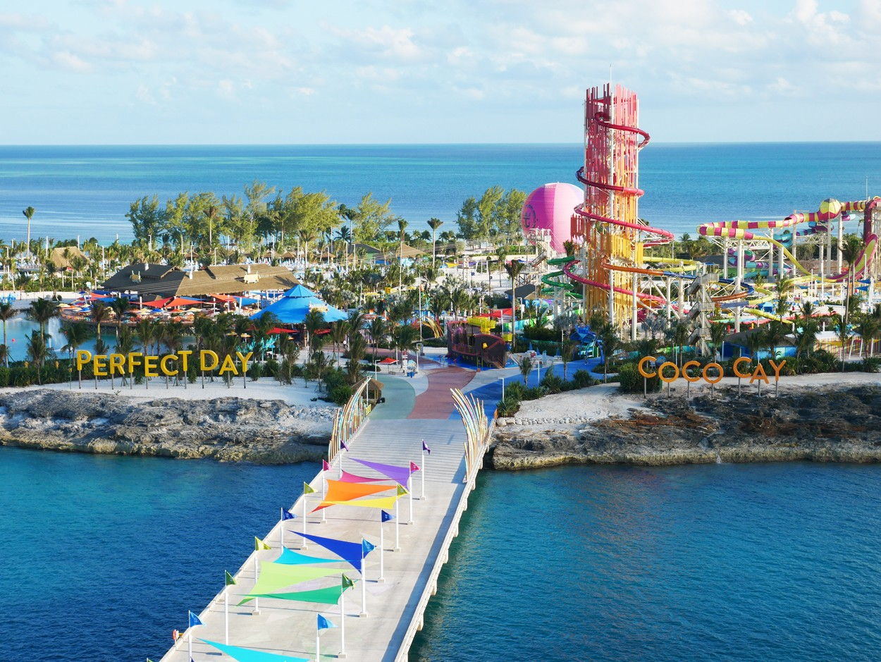 Perfect Day at CocoCay – The Fun in the Sun Picture Tour