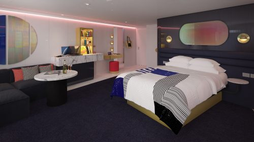 Virgin Voyages RockStar Suites