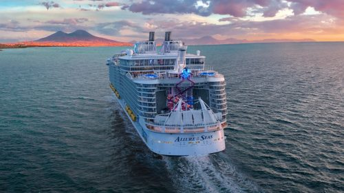 Amplified Allure of the Seas