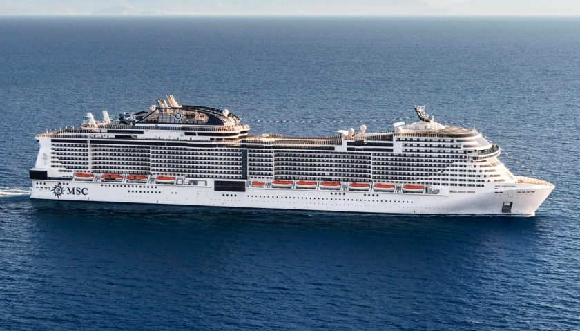 New Cruise Ships in 2021 - MSC Virtuosa