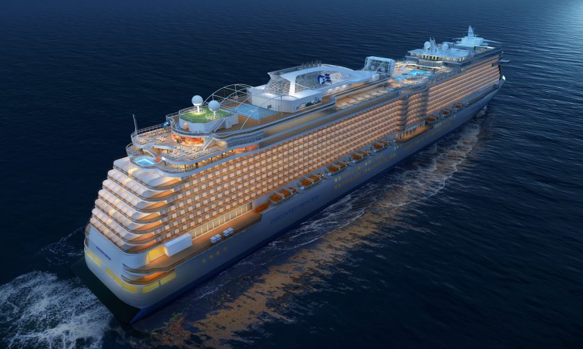 New Cruise Ships in 2021 - Discovery Princess