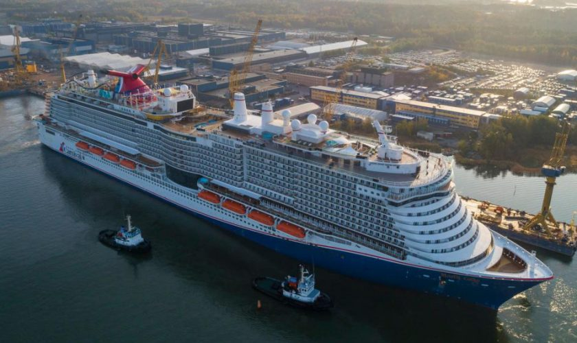 New Cruise Ships in 2021 - Carnival Mardi Gras