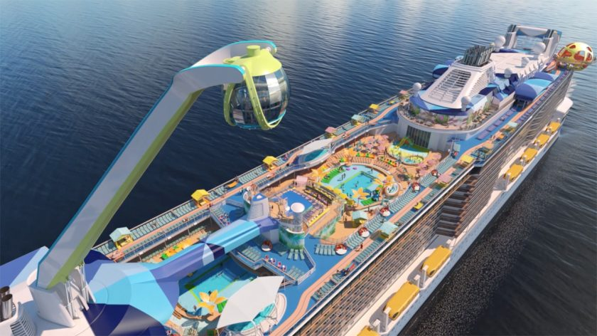 New Cruise Ships in 2021 - Odyssey of the Seas