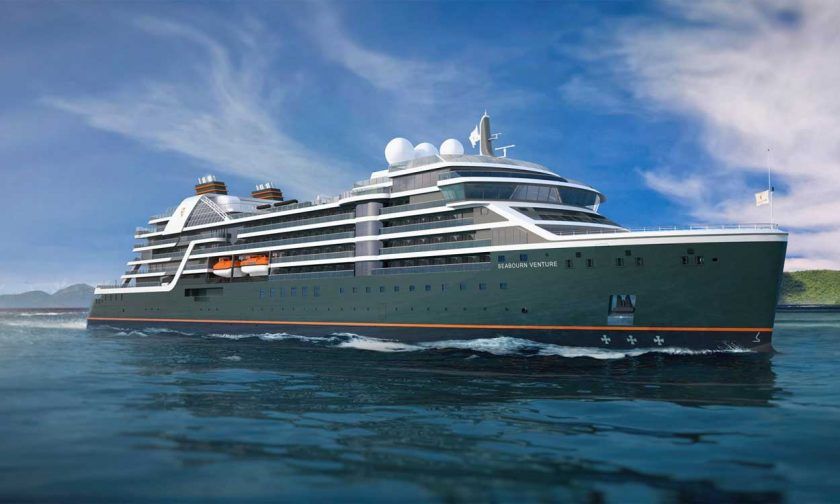 New Cruise Ships in 2021 - Seabourn Venture
