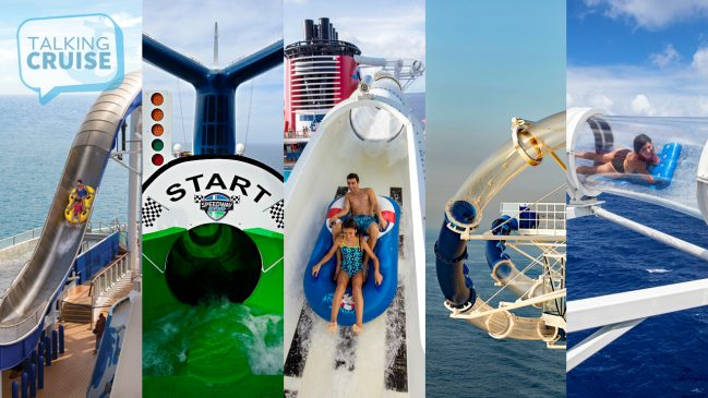 Top 10 Cruise Ship Water Slides
